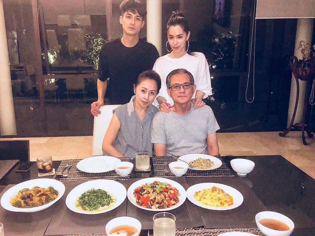 Gaya Kulineran Elroy Cheo, Konglomerat Singapura yang Kencani Penyanyi Kpop