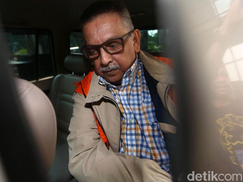 Langsung Eksepsi, Sofyan Basir Tuding Dakwaan Jaksa KPK Tak Jelas
