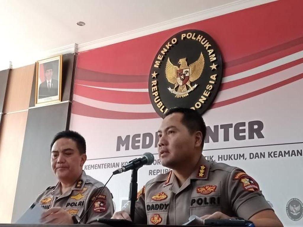 Polisi Dalami Pengakuan Kobra Hercules soal Eks Tim Mawar Fauka Noor Farid