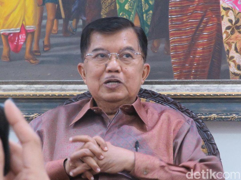 JK soal Pertemuan Prabowo-Mega-Jokowi: Bukan Negosiasi, Itu Rekonsiliasi