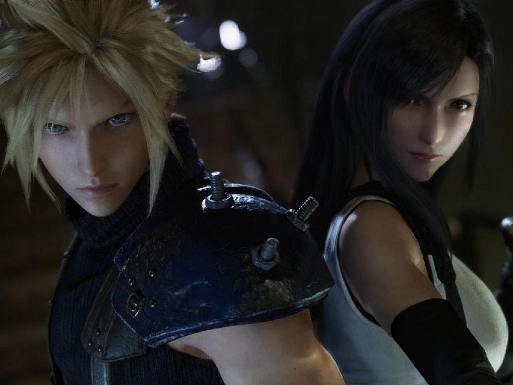 Tunggu Final Fantasy VII Remake di Indonesia!