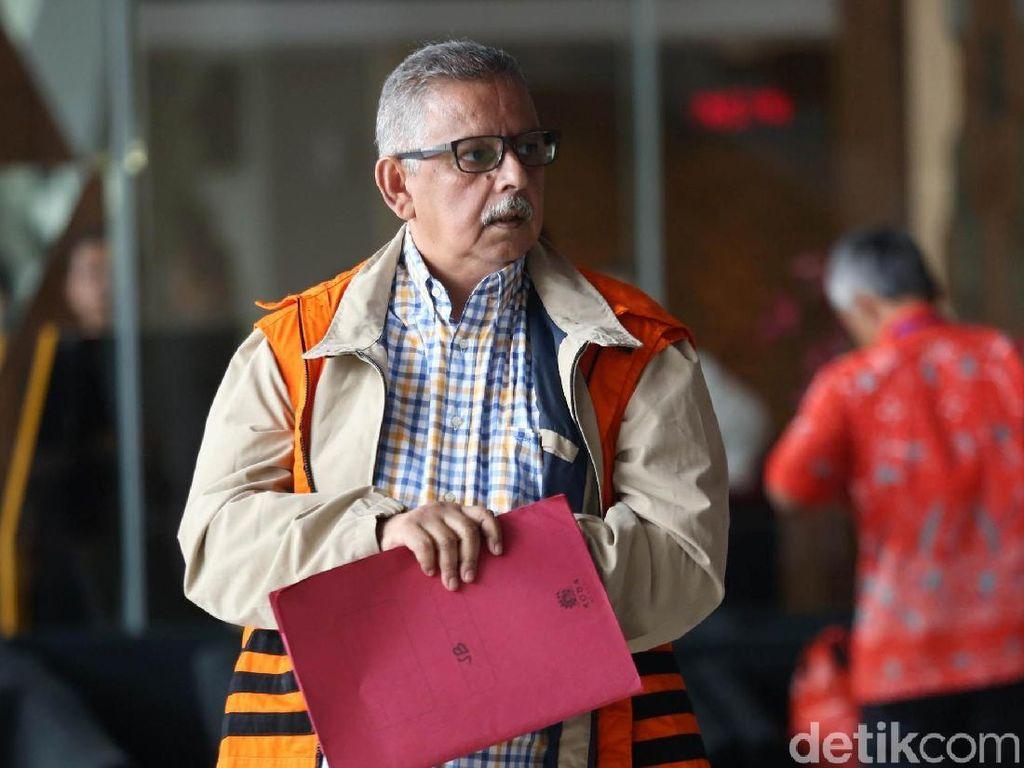 KPK Limpahkan Berkas Sofyan Basir ke Pengadilan Tipikor Jakarta