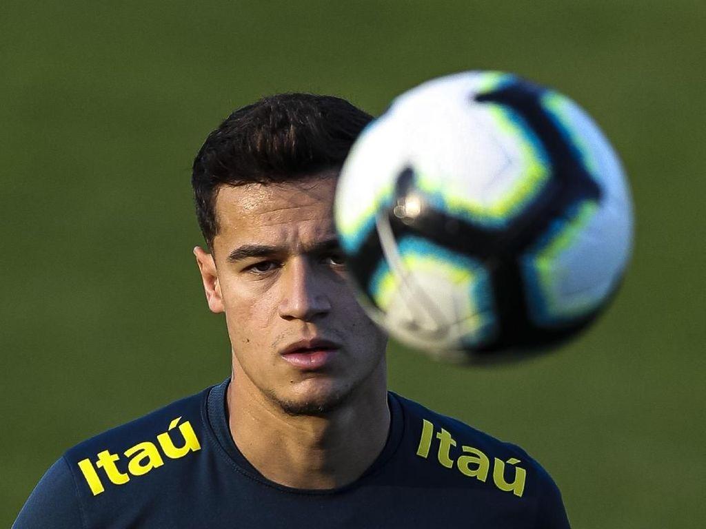Coutinho: Performaku Memang di Bawah Ekspektasi