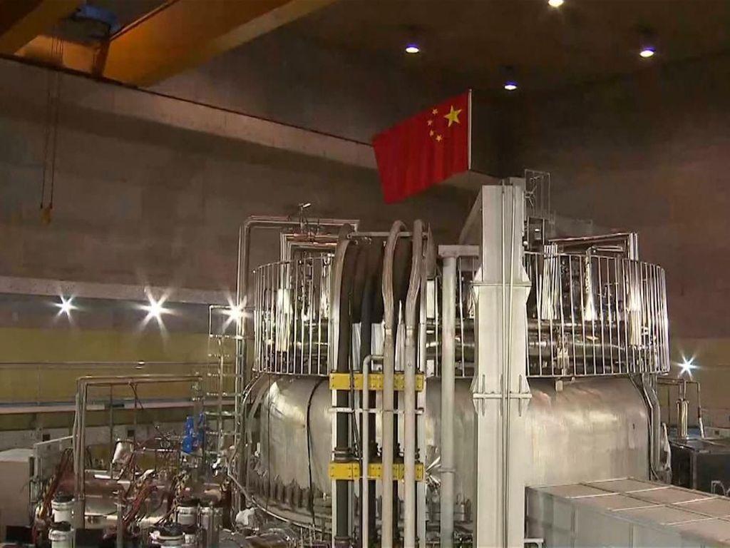 Ambisi China Ciptakan Matahari Buatan