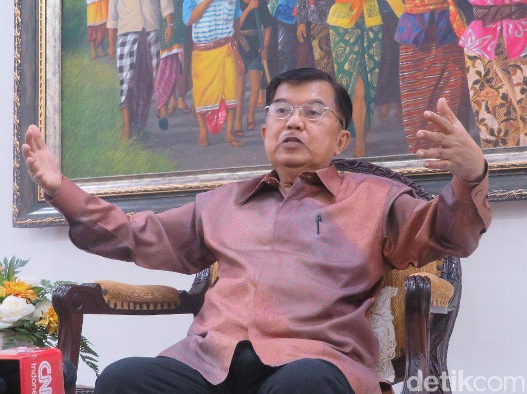 JK Nilai Silaturahmi AHY ke Megawati Cairkan Politik Nasional