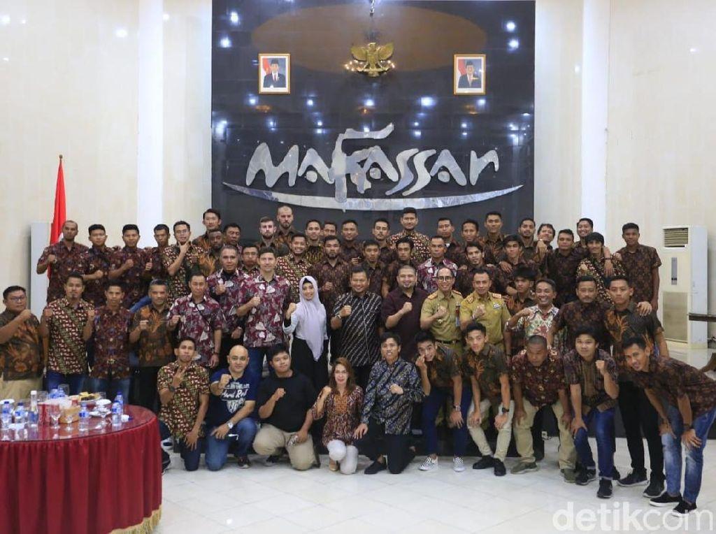 PSM Makassar Dijamu Pallubasa dan Didoakan Juara Liga Tahun Ini