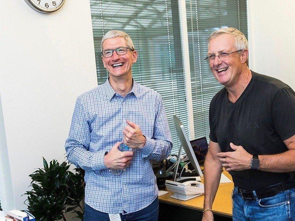 Cerita Mantan Pengacara soal Kerja Sama Apple dan Google