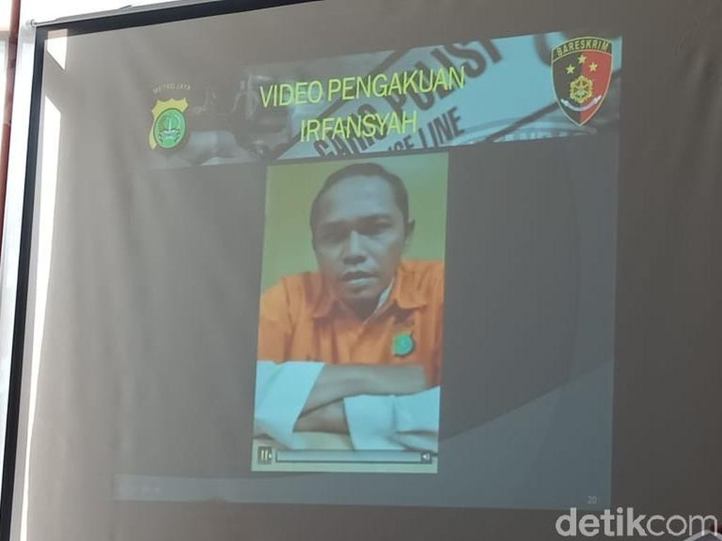 Testimoni Irfansyah akan Dijamin Keluarganya Jika Eksekusi Yunarto