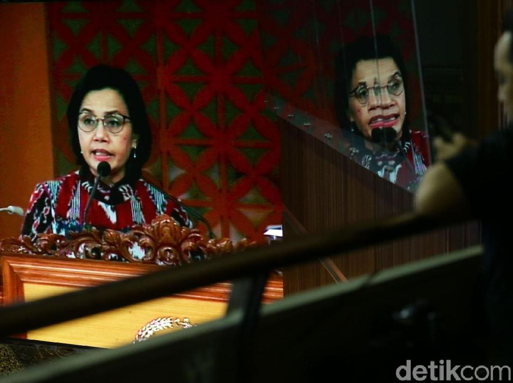 Sri Mulyani Berharap Tax Ratio Tembus 13,7%