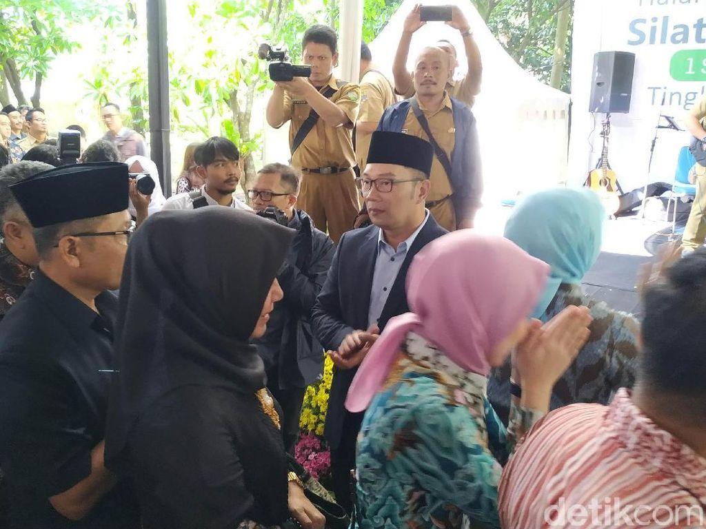 Dua Pasar Kebakaran, Ridwan Kamil Sentil Wali Kota Bandung
