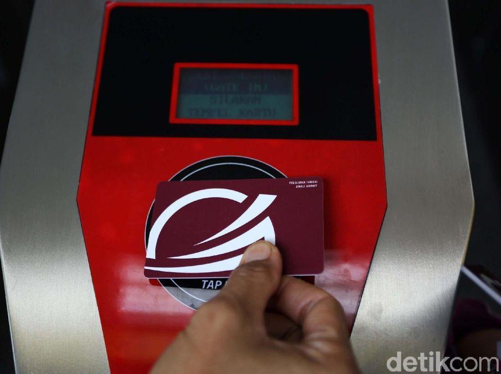 Mau Jajal LRT Jakarta Gratis? Begini Caranya