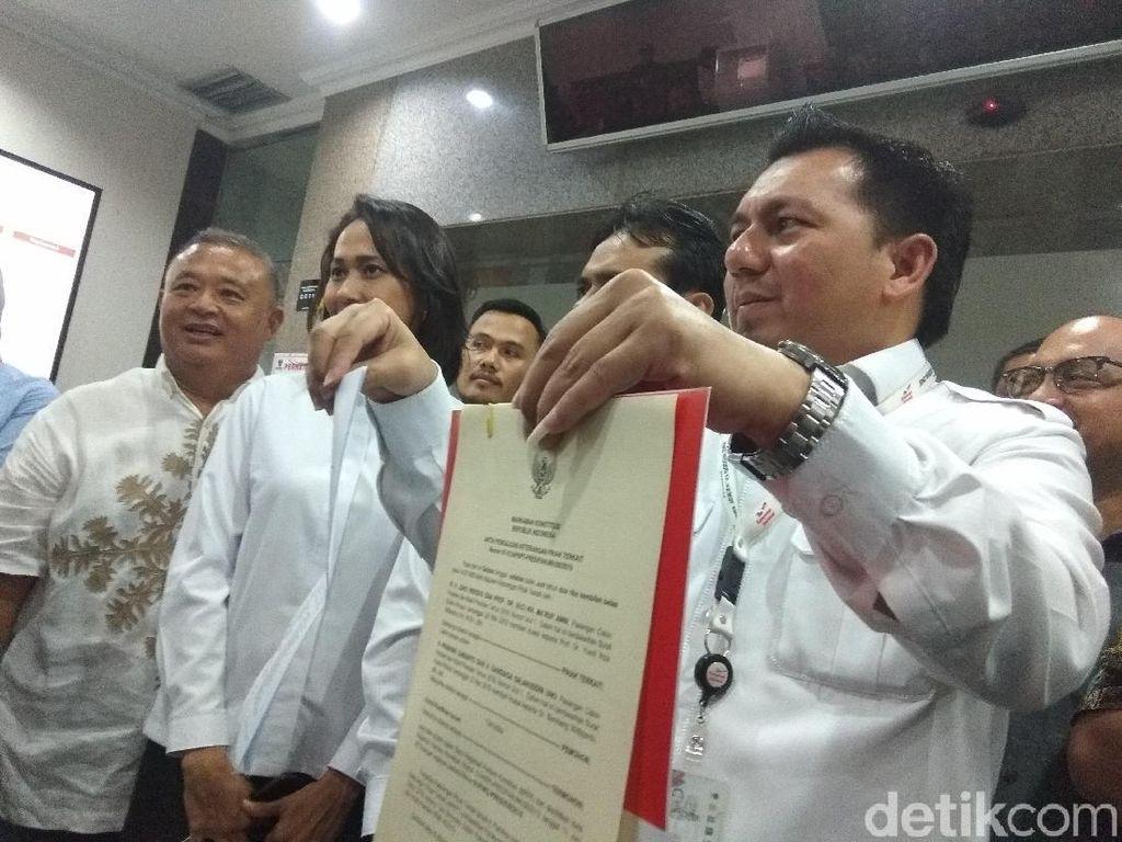 TKN Jokowi Resmi Daftar Jadi Pihak Terkait ke MK