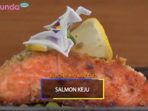 Resep Salmon Keju, Makanan Bergizi untuk Si Kecil
