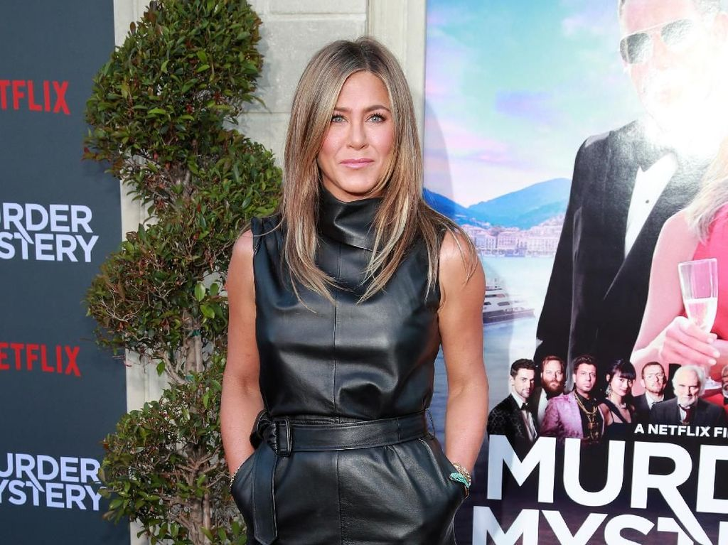 Sempat Bilang Ada Reuni Friends, Kini Jennifer Aniston Bantah