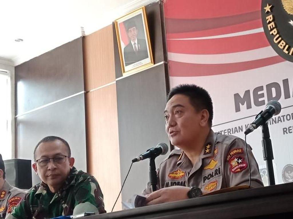 Polisi: Tersangka Rusuh 22 Mei Berencana Bunuh Yunarto Wijaya