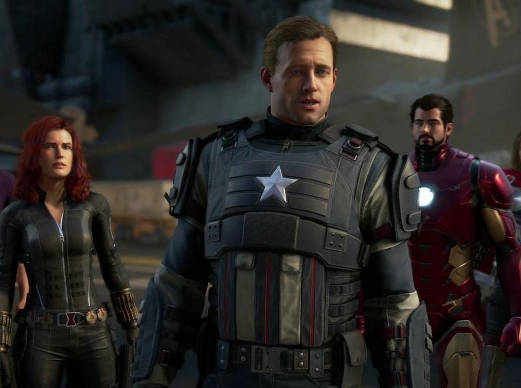 Game Avengers Jadi Sasaran Meme Kocak Netizen