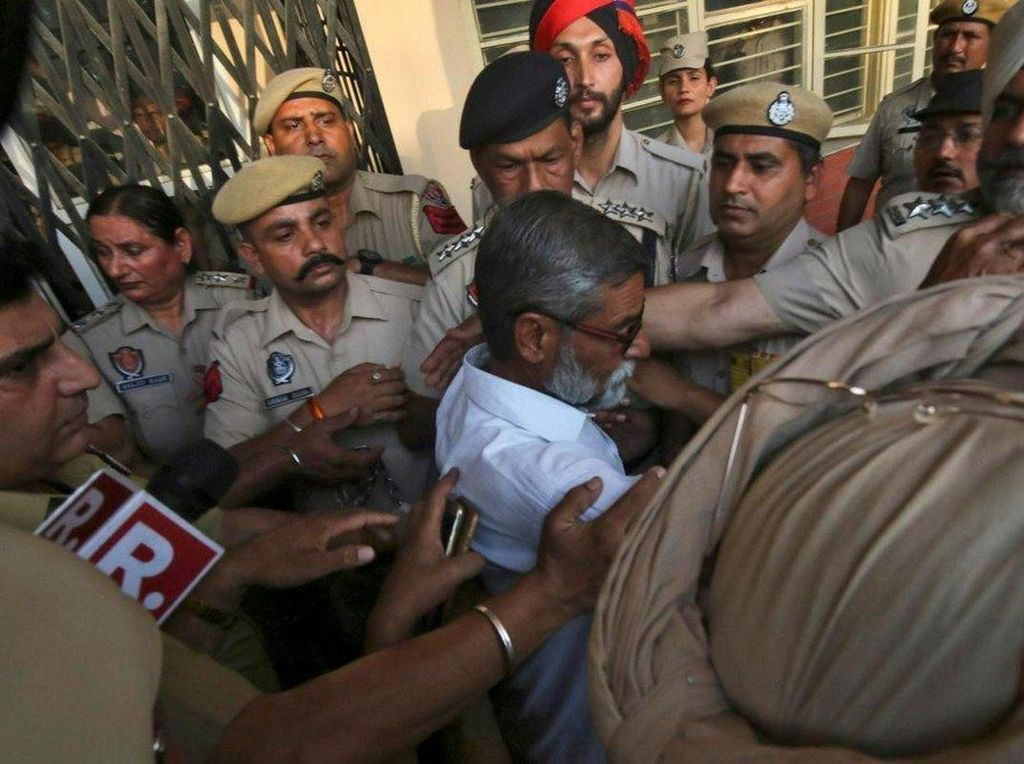 Perkosa dan Bunuh Gadis Muslim, 3 Pria di India Divonis Seumur Hidup
