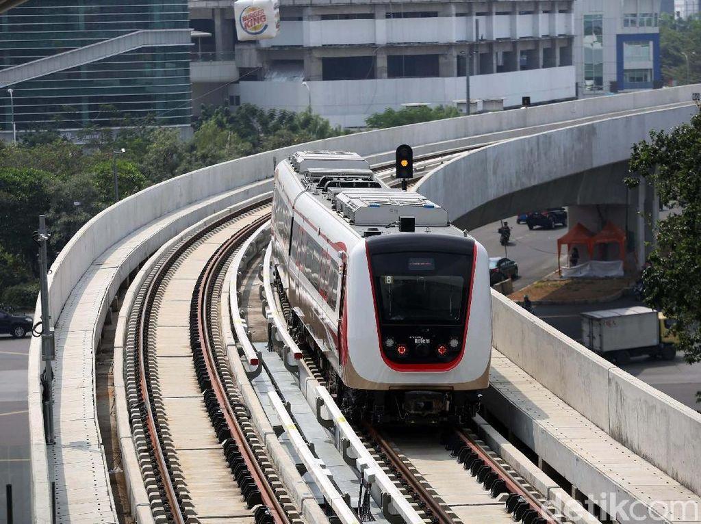Wajah Baru Jakarta: Kelapa Gading-Velodrome Tersambung LRT
