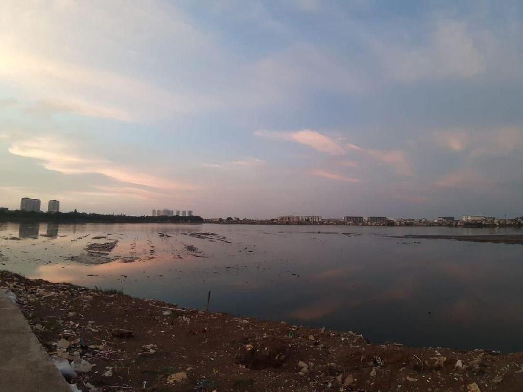 Pemprov DKI: Sedimen di Waduk Pluit Hal Wajar karena Tidak Hujan