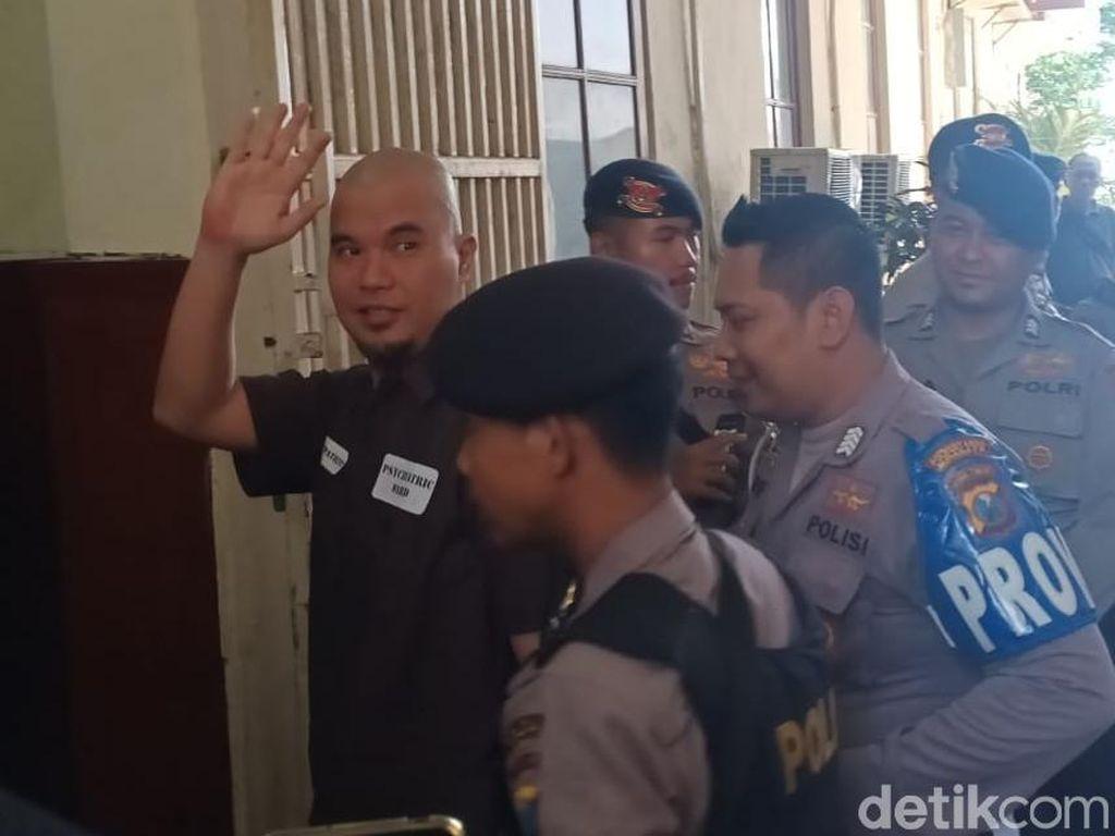 Jaksa Sebut Perlu Persiapan Mengembalikan Ahmad Dhani ke LP Cipinang