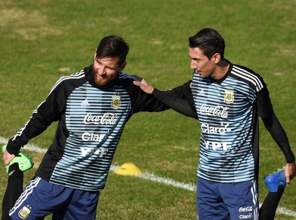 Di Maria: Jika Saya ke Barcelona, Semua Demi Messi