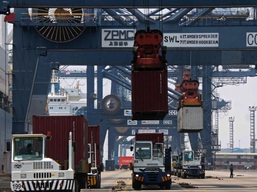 Ongkos Logistik RI Bisa Turun Jadi 4,9% Lewat Trilogi Maritim