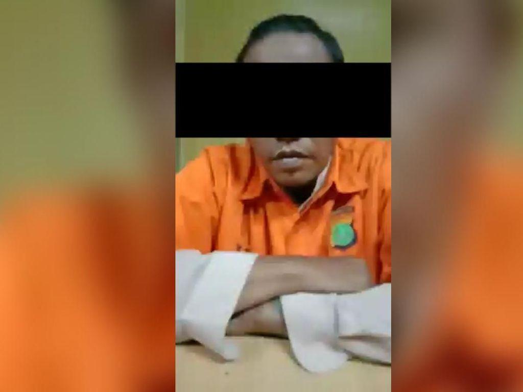 Eksklusif! Irfansyah yang Diorder Bunuh Direktur Lembaga Survei