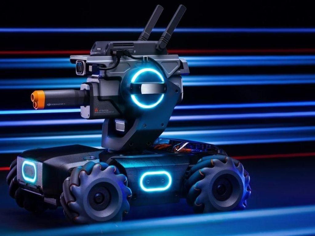 DJI Bikin Drone untuk Ajari Coding ke Anak-anak