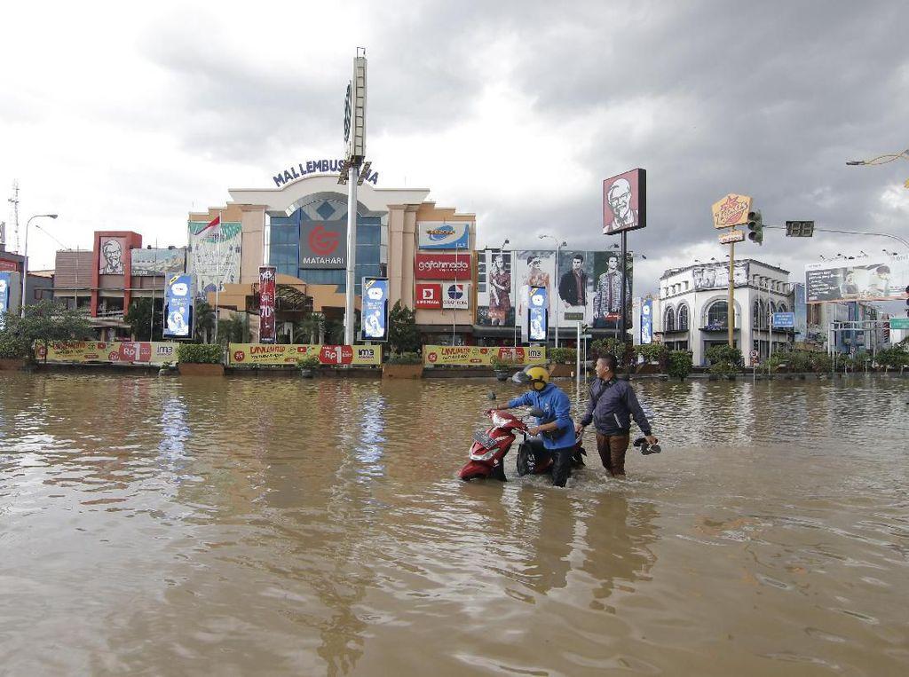 Warga Terdampak Banjir di Samarinda Capai 30.580 Jiwa