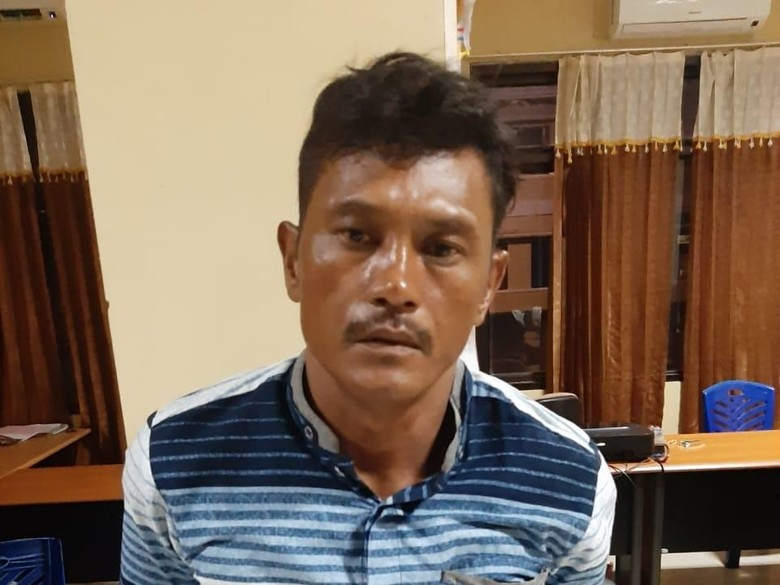 6 Tahun Buron Perampok Bersenjata di Sumsel Ditangkap