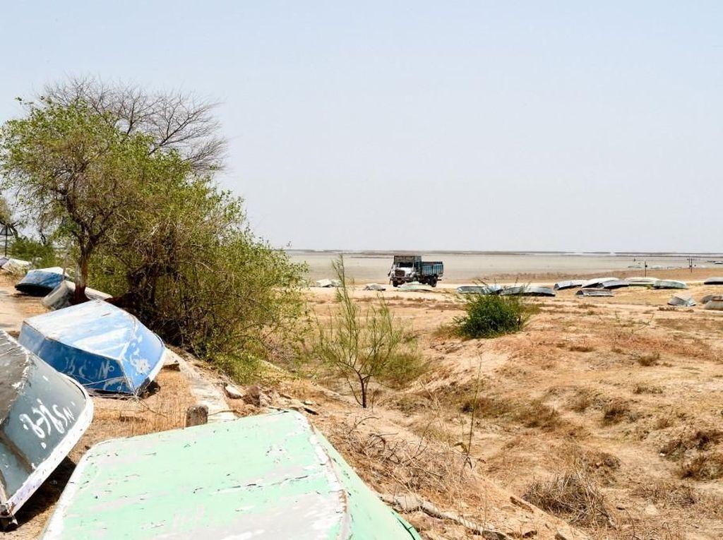 Suhu 51 Derajat Celsius, Gelombang Panas di India Tewaskan 36 Orang