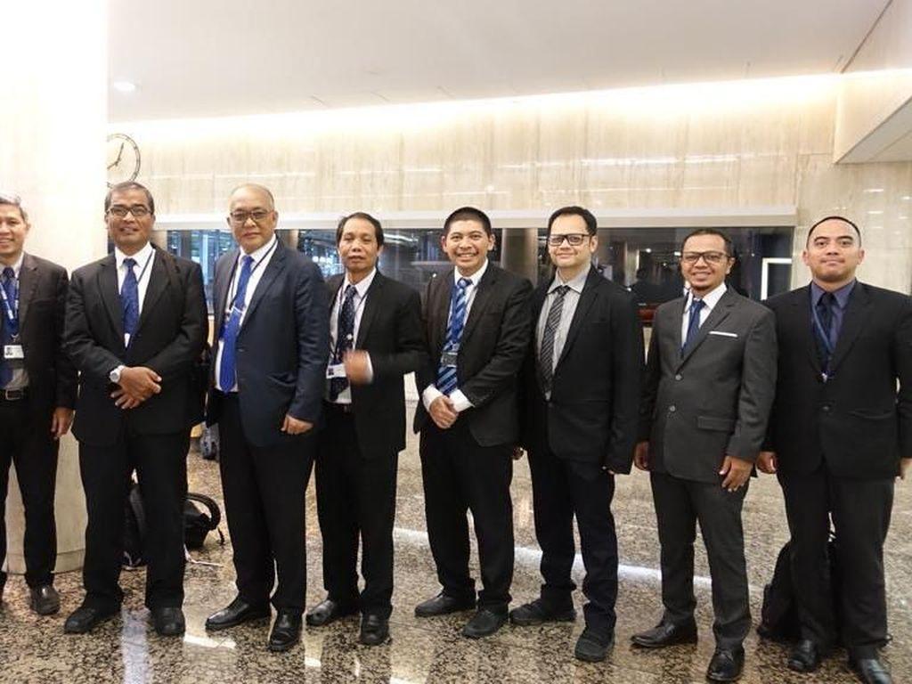 Di London, Indonesia Galang Dukungan Jadi Anggota Dewan IMO