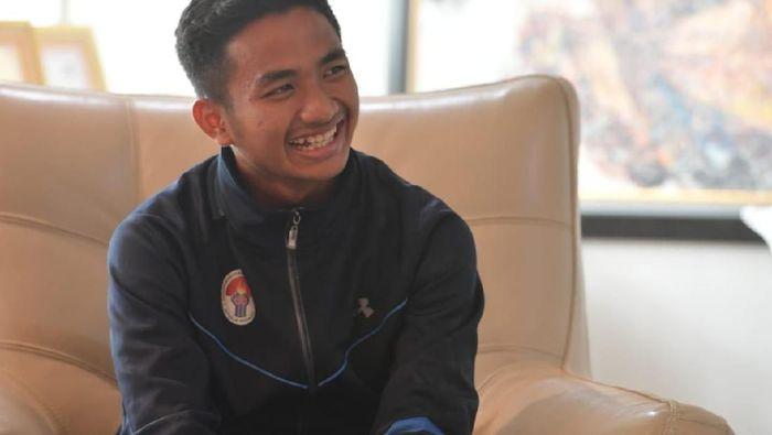 Persela kehilangan Hambali Tolib saat menjamu Persija Jakarta.  (Dok. Humas Kemenpora)