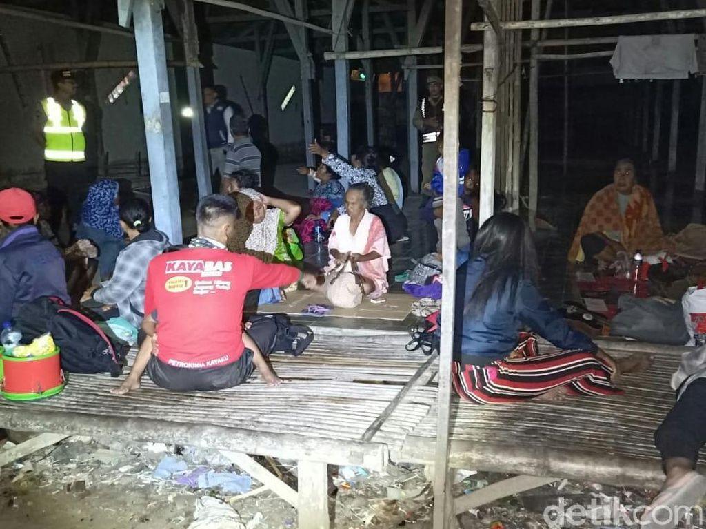 Puluhan Pengemis di Trenggalek yang Beraksi di Lebaran Ketupat Diamankan