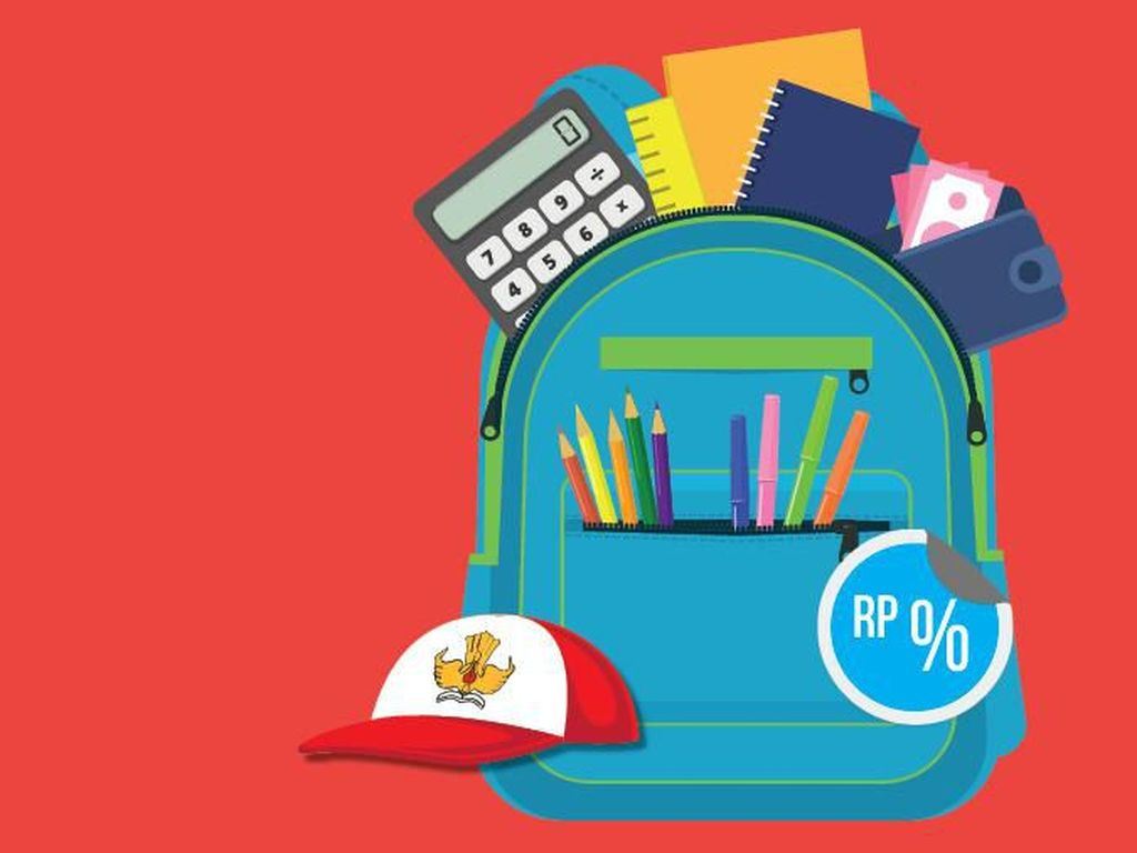 Bikin Pusing! Biaya Sekolah Anak Mahal Banget