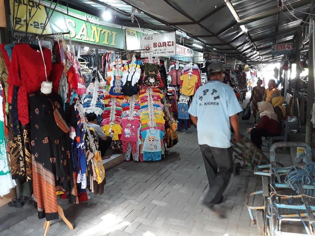 Mangkraknya Proyek Pasar Klewer Timur yang Bikin Jokowi Digugat