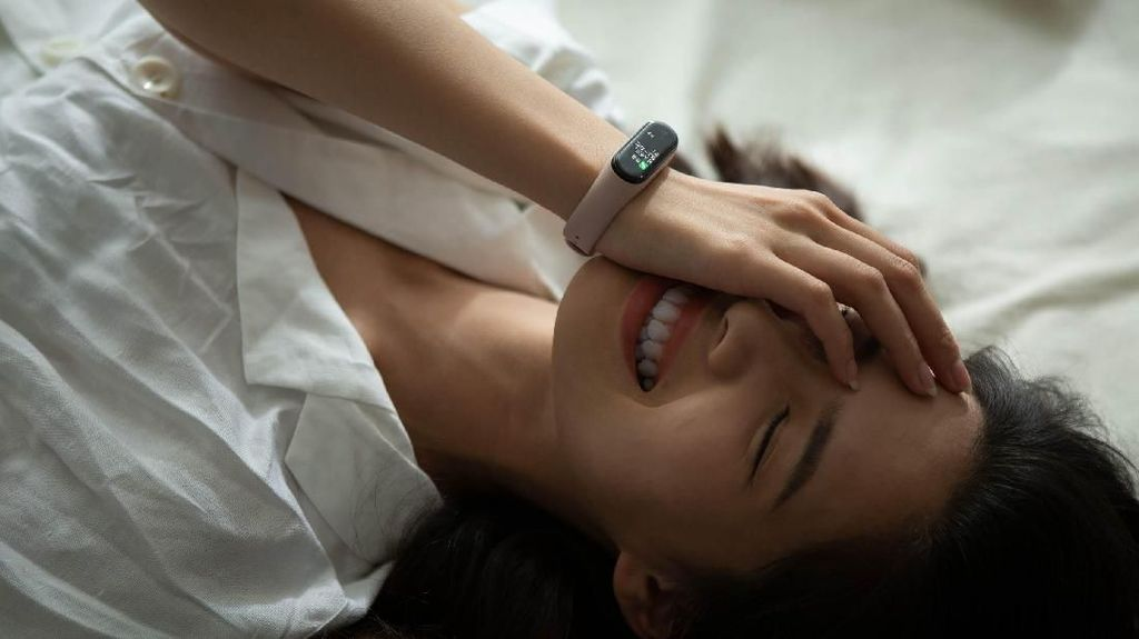 Wujud Mi Band 4, Gelang Pintar Anyar Xiaomi Rp 300 Ribuan