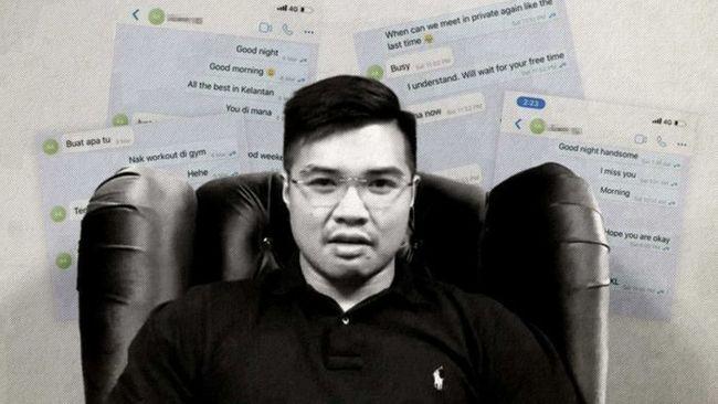 Berita Beredar Video Diduga Menteri Malaysia Tidur dengan Pria Gay Minggu 15 September 2019