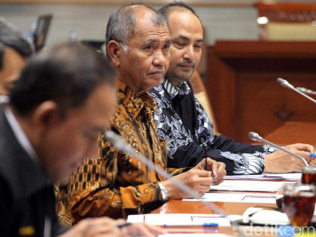 Rapat dengan Komisi III, KPK dan BNN Ajukan Tambahan Anggaran
