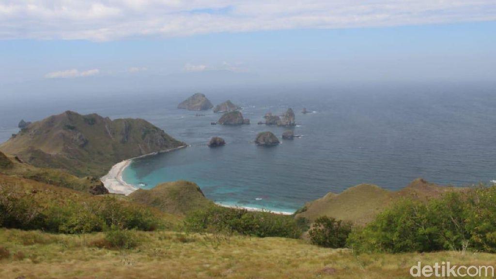 Foto: Pulau Kelapa, Raja Ampat dari NTB