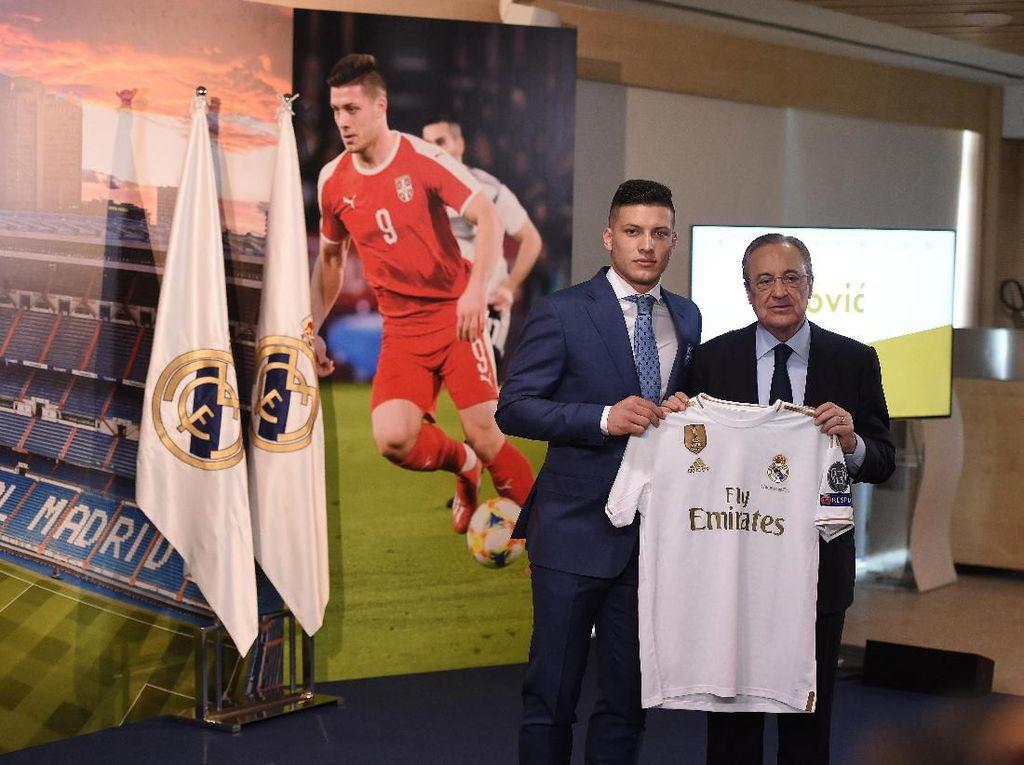Bursa Transfer Musim Panas: Madrid Sudah Habiskan Rp 4,8 T untuk 5 Pemain