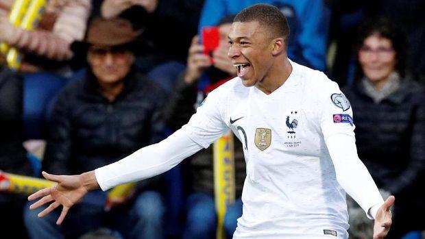 Kylian Mbappe Bosan Ditanya Tentang Real Madrid