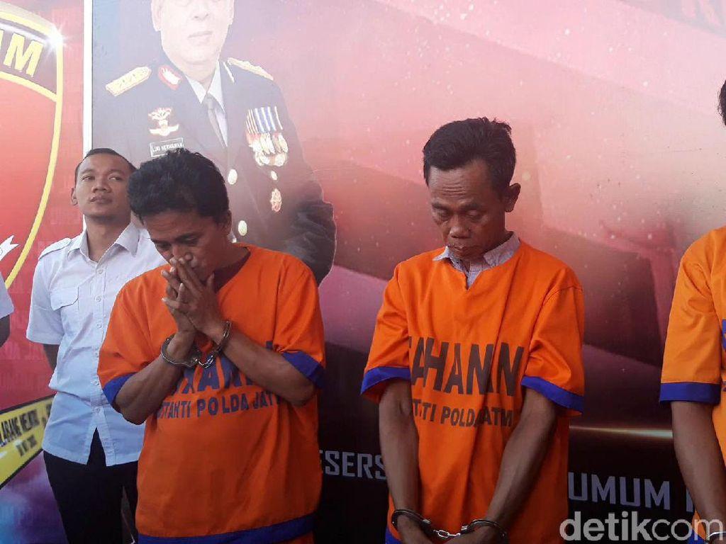 Polisi Buru 13 DPO Pembakar Polsek Tambelangan Sampang