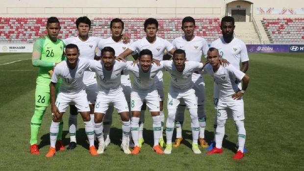 Prediksi Peluang Indonesia di Kualifikasi Piala Dunia 2022