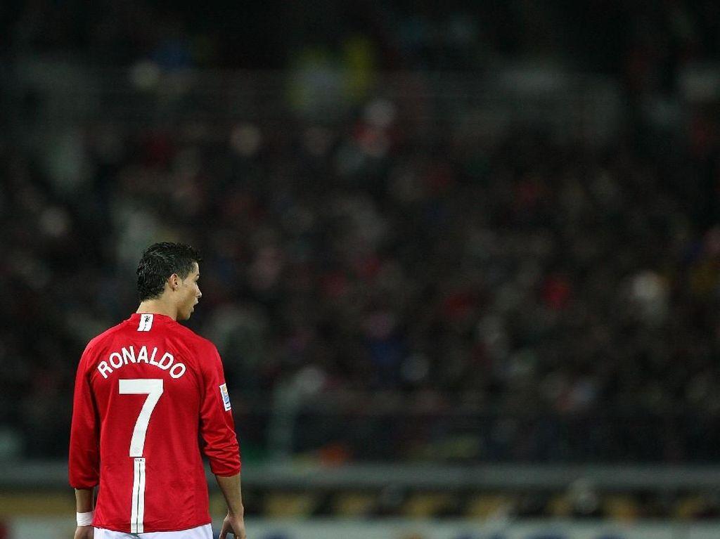 Sejak 2009, No 7 Pengganti Ronaldo di MU Cuma Kumpulkan 14 Gol