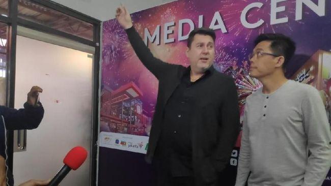 JIExpo: Komidi Putar di PRJ Ambruk karena Tersangkut Pagar yang Digeser