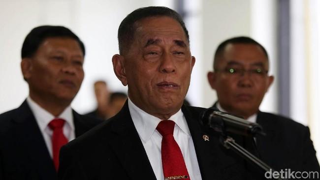 Menhan akan Buat Selebaran, Minta PNS hingga TNI Sumpah Setia Pancasila