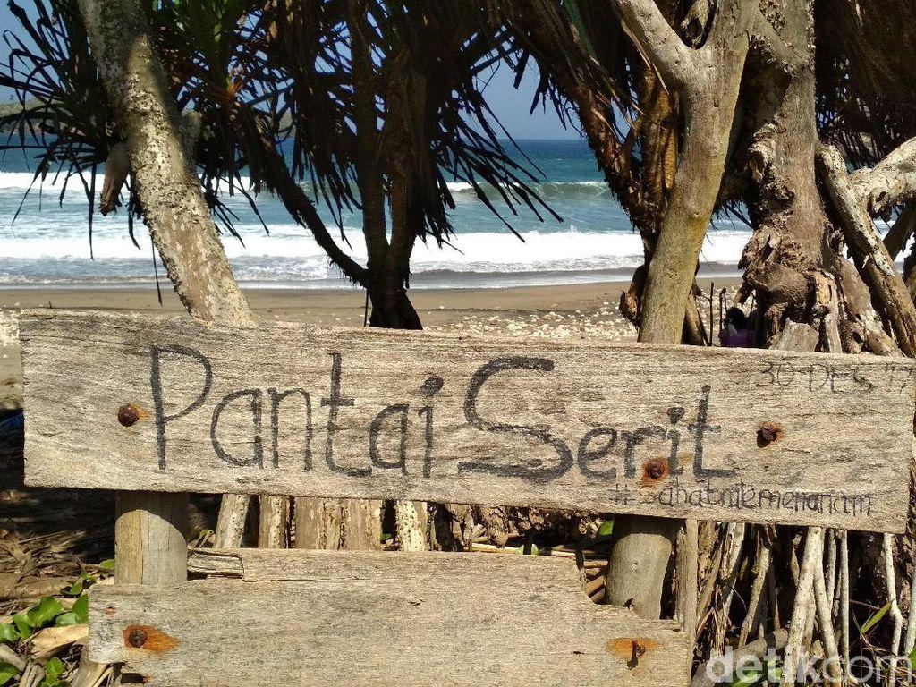 Konon, Pantai Serit di Blitar Tempat Prabu Hayam Wuruk Bertapa Brata