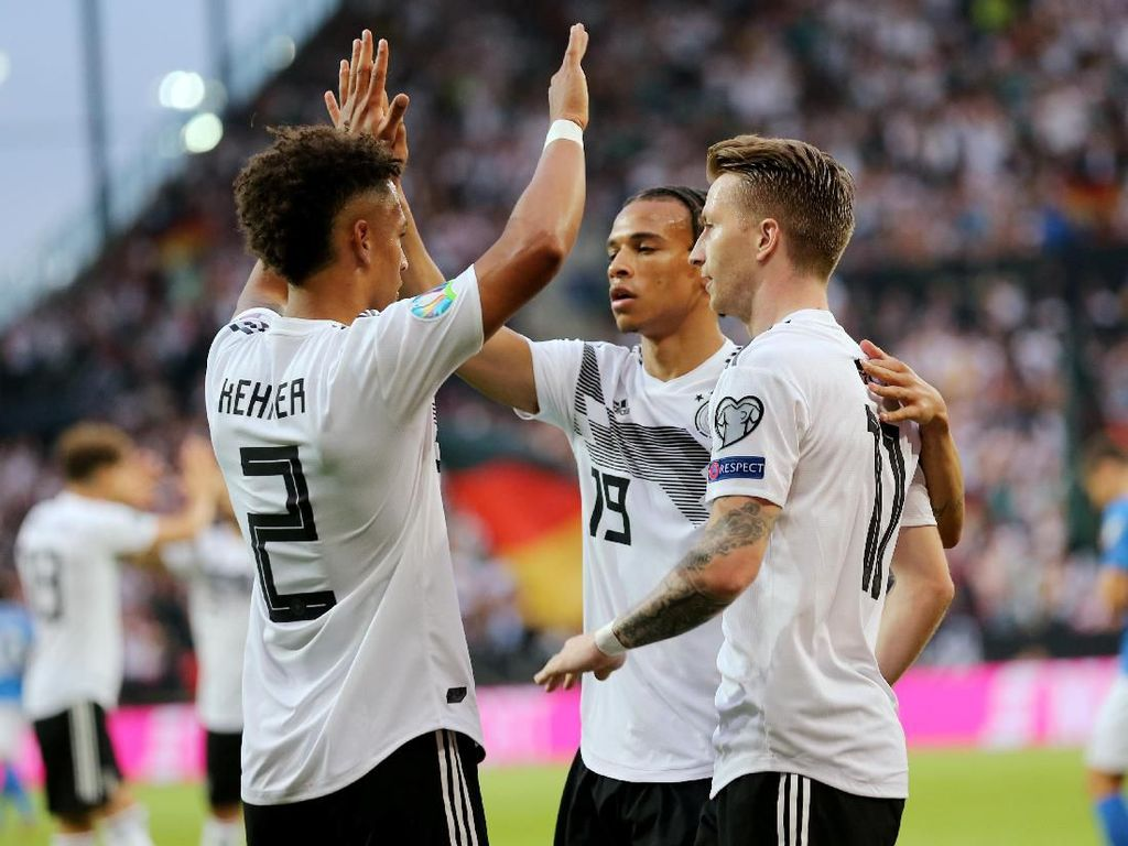 Jadwal Siaran Langsung Jerman Vs Argentina