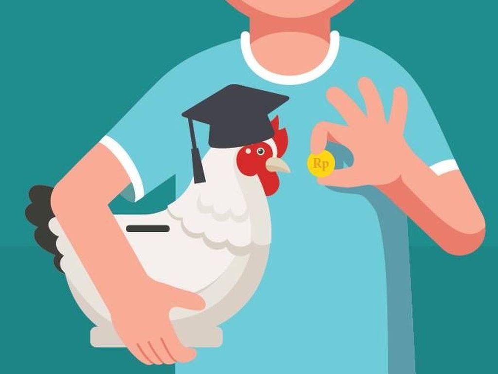 Alasan Pinjol Rambah Uang Sekolah